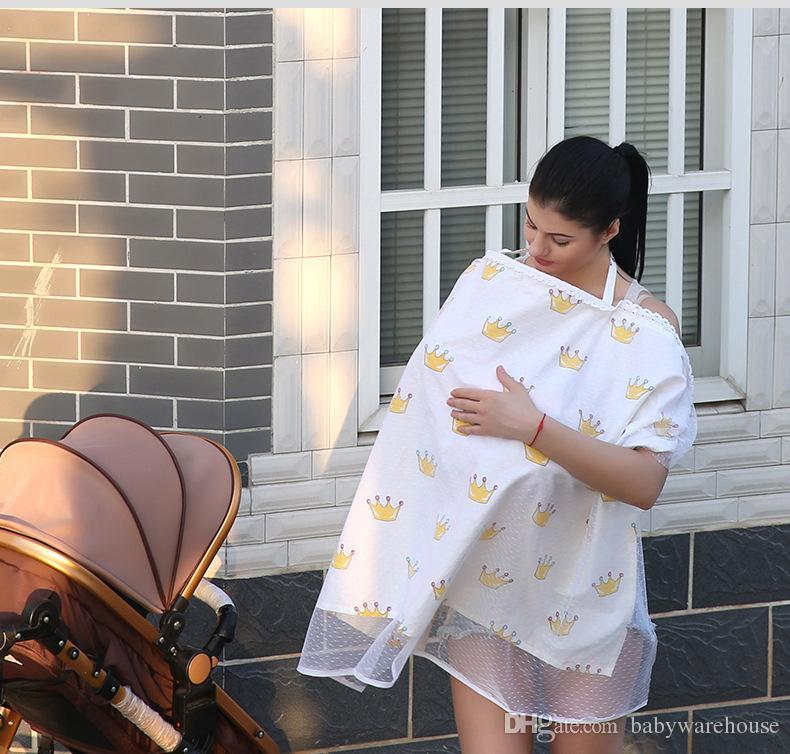 Mom Breast feeding Covers Nursing Cover Nursing Apron Shawl Cloth Tool US