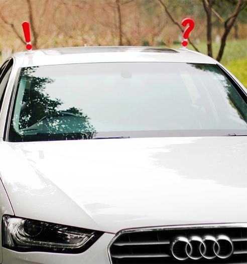 Décoration 3D Auto Autocollant Anti Collision extérieur accessoires STICKERS VOITURE
