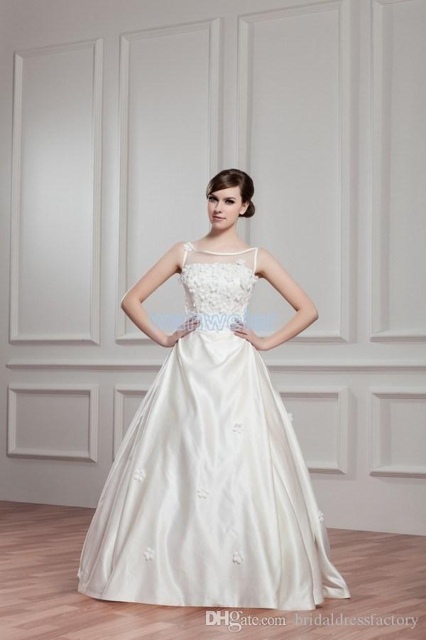 free shipping 2018 new design hot sale handmad flowers lace up bridal gown adora high-end custom size/color white wedding dress