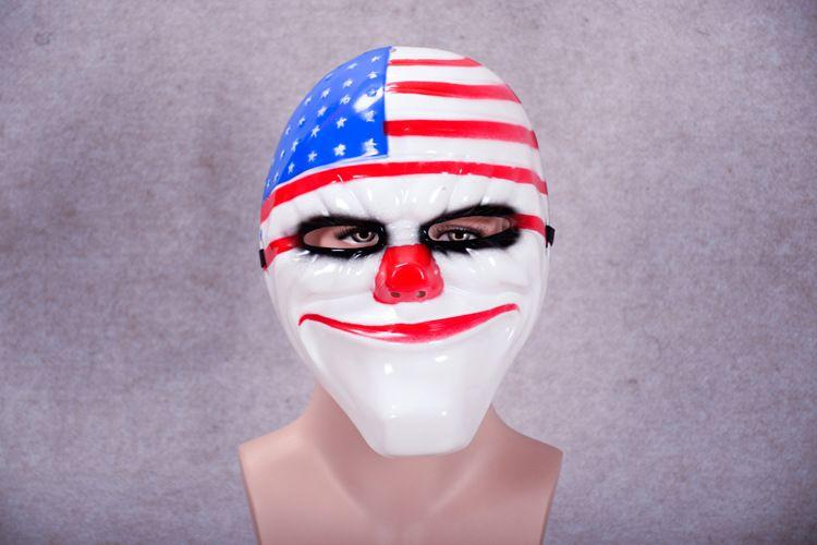 Маски масок на Хэллоуин