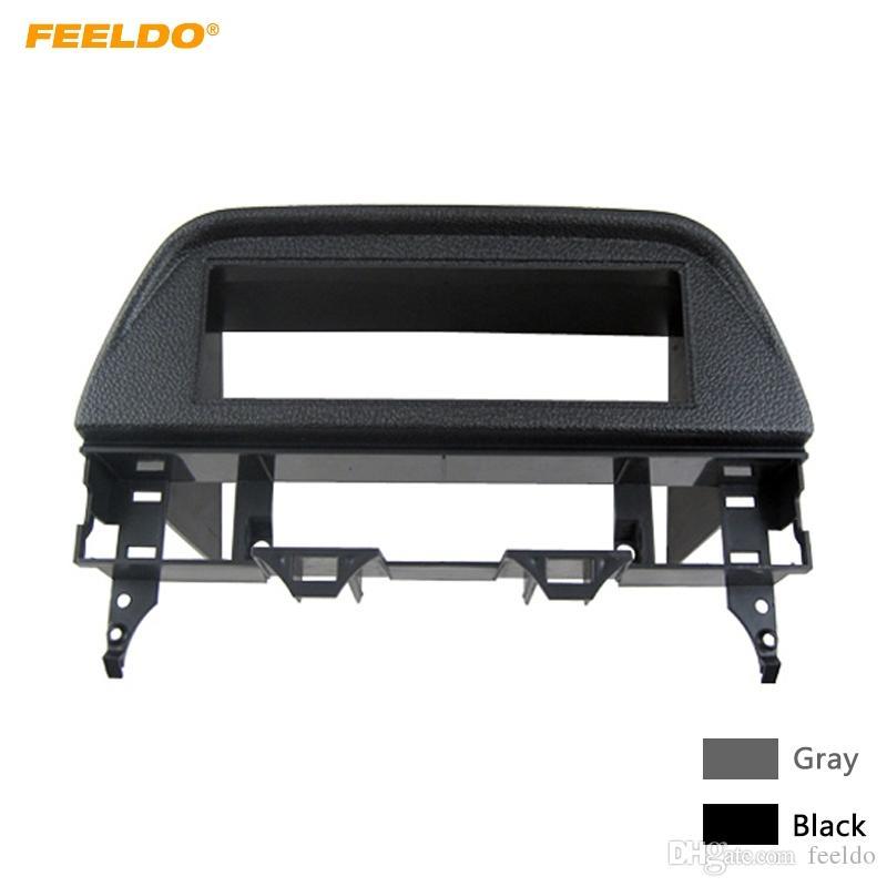 FEELDO Car 1-Din Stereo Panel Frame Fascia Adapter For MAZDA (6) Atenza CD/DVD Dash Face Plate Frame Install Trim Kit #4999