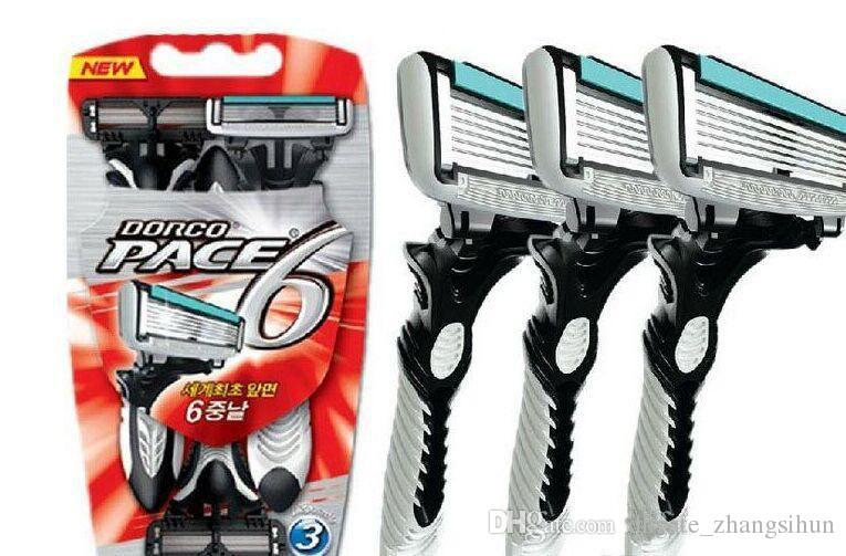 Razor Blades For Men Brand Double Edge Shaver Safety Razors Mens Shaving Personal Stainless Steel Razor Blades