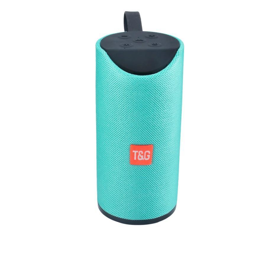 TG113 Bluetooth Hoparlör Taşınabilir Açık Mini Hoparlör Subwoofer Radyo Kartı Bluetooth Ses Hediye