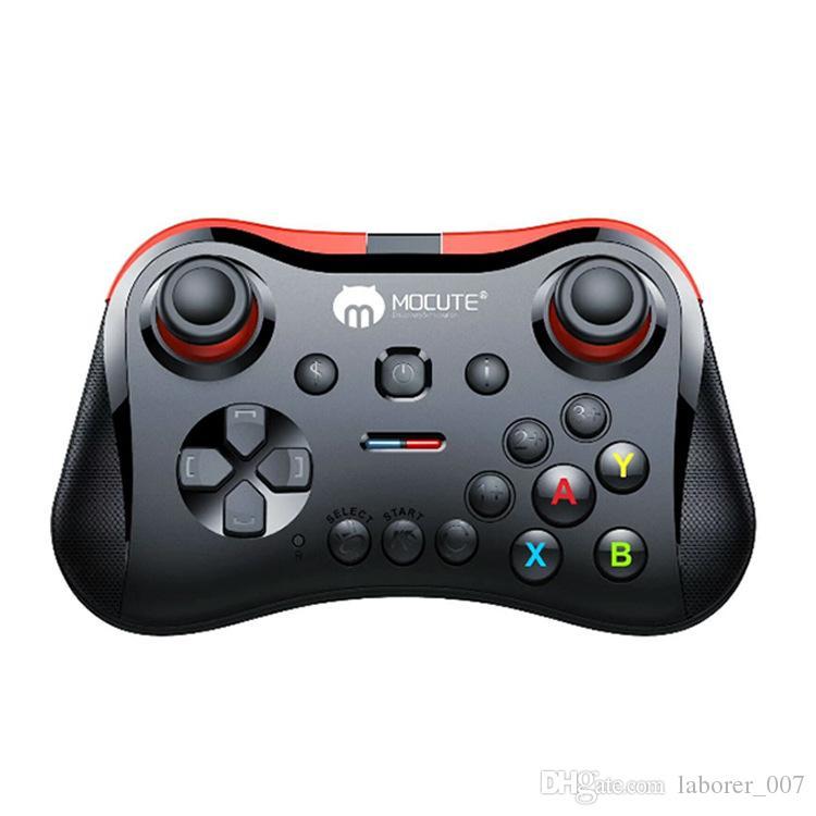 MOCUTE موتيل 056 الهاتف المحمول اللاسلكية بلوتوث تحكم اللعبة يدعم دائرة الرقابة الداخلية الروبوت الهاتف DHL حرية الملاحة