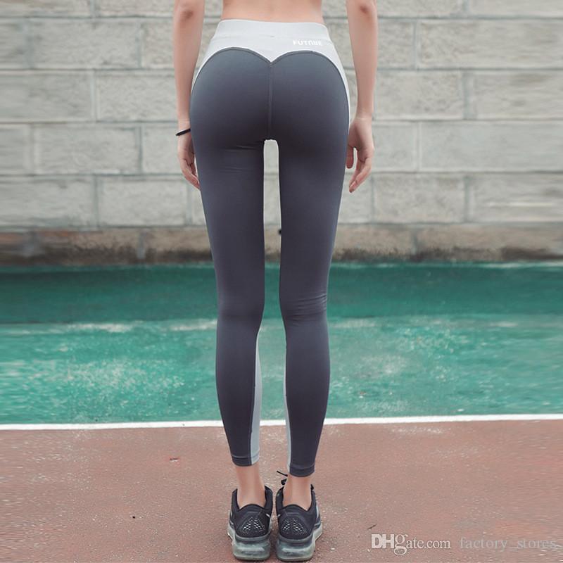 a7ff2e099a ... New Yoga Pants Women Sexy Fitness Hip Push Up Leggings Sports Running  Jogger Tights Girls Slim