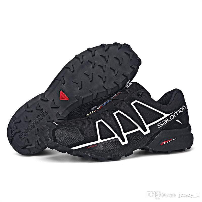 2019 2018 Salomon Speed Cross 4 Outdoor Running Shoes Light