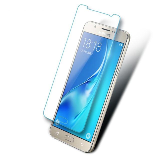 Samsung galaxy j1 2016 için temperli cam j3 j5 j7 2016 ekran koruyucu samsung için a3 a5 a710 2017 temperli cam filmi