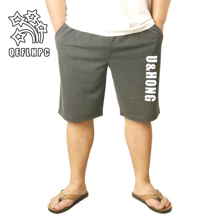 Мужская одежда. 75% хлопок. Бодибилдинг шорты. Мужские брюки. Большой код Летом. Жир. Пляжные шорты. Широкие мужские шорты. Ventilation.AK055
