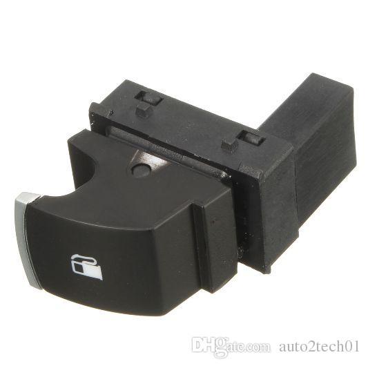 NOUVEAU 1KD959833 Bouton de commutateur de déverrouillage de portière de voiture 3 PIN pour presque le modèle Jetta 5 MK5 1KD959833 Interrupteur de fenêtre noir de haute qualité