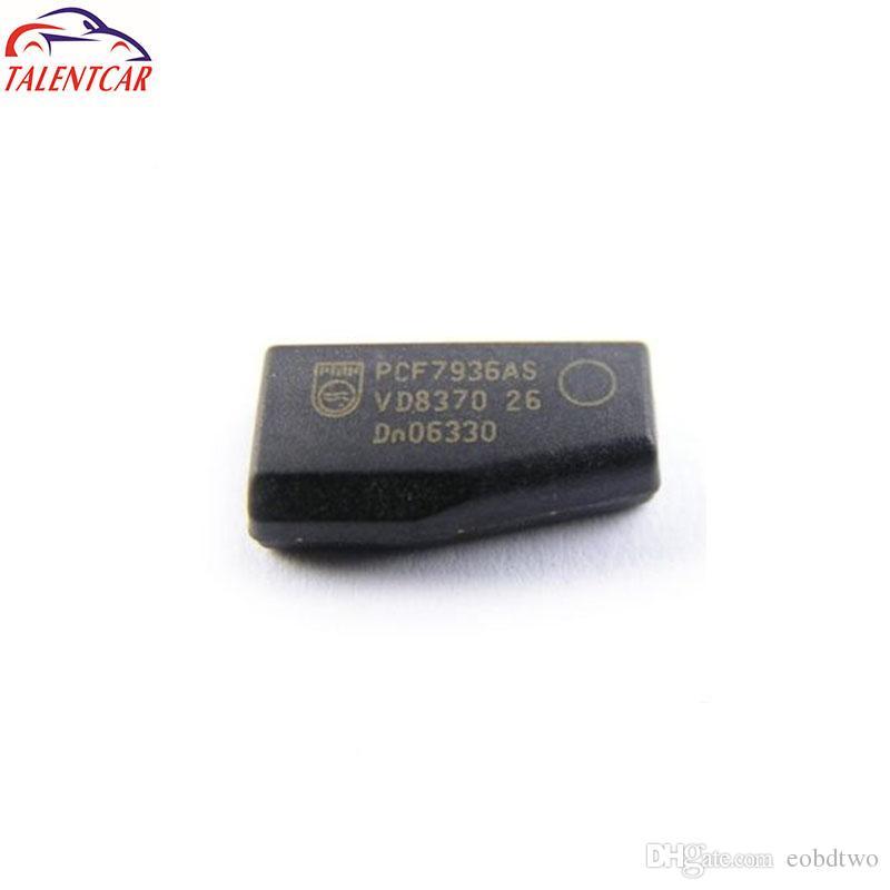 Orijinal 5 adet / grup pcf7936 transponder çip, 2015 Yeni Varış PCF7936 PCF7936AS PCF 7936 transponder çip ile ücretsiz gemi