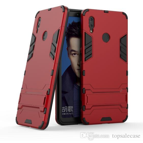 Für Huawei Ehre Note 10 Case Stand Robuste Combo Hybrid Rüstung Halterung Auswirkungen Holster Abdeckung Für Huawei Ehre Note 10