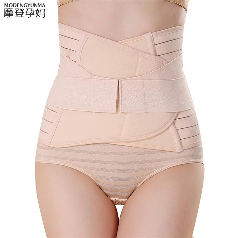 Nerlero Postpartum Belly BandSupport 2017New After Pregnancy Belt Belly Maternity Bandage Band Ropa para mujeres embarazadas
