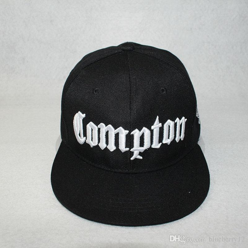 Мужские шапки Комптон Снэпбэк мужчины хип-хоп Бейсбол кепка воздухопроницаемый шляпы для мужчин женщин 4 цвета