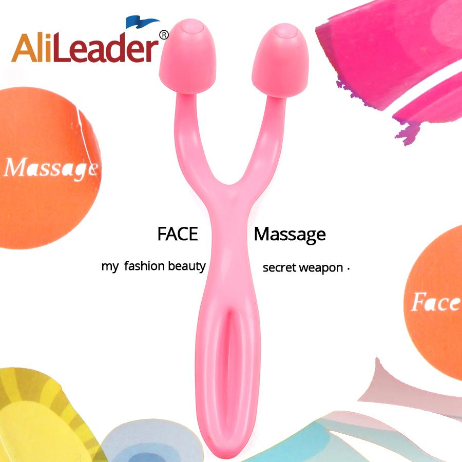 Nose Up Massager Nose Lifting Shaping Beauty Tool Three-Dimensional Nose Slimming Roller Massager Handheld Massage Tool