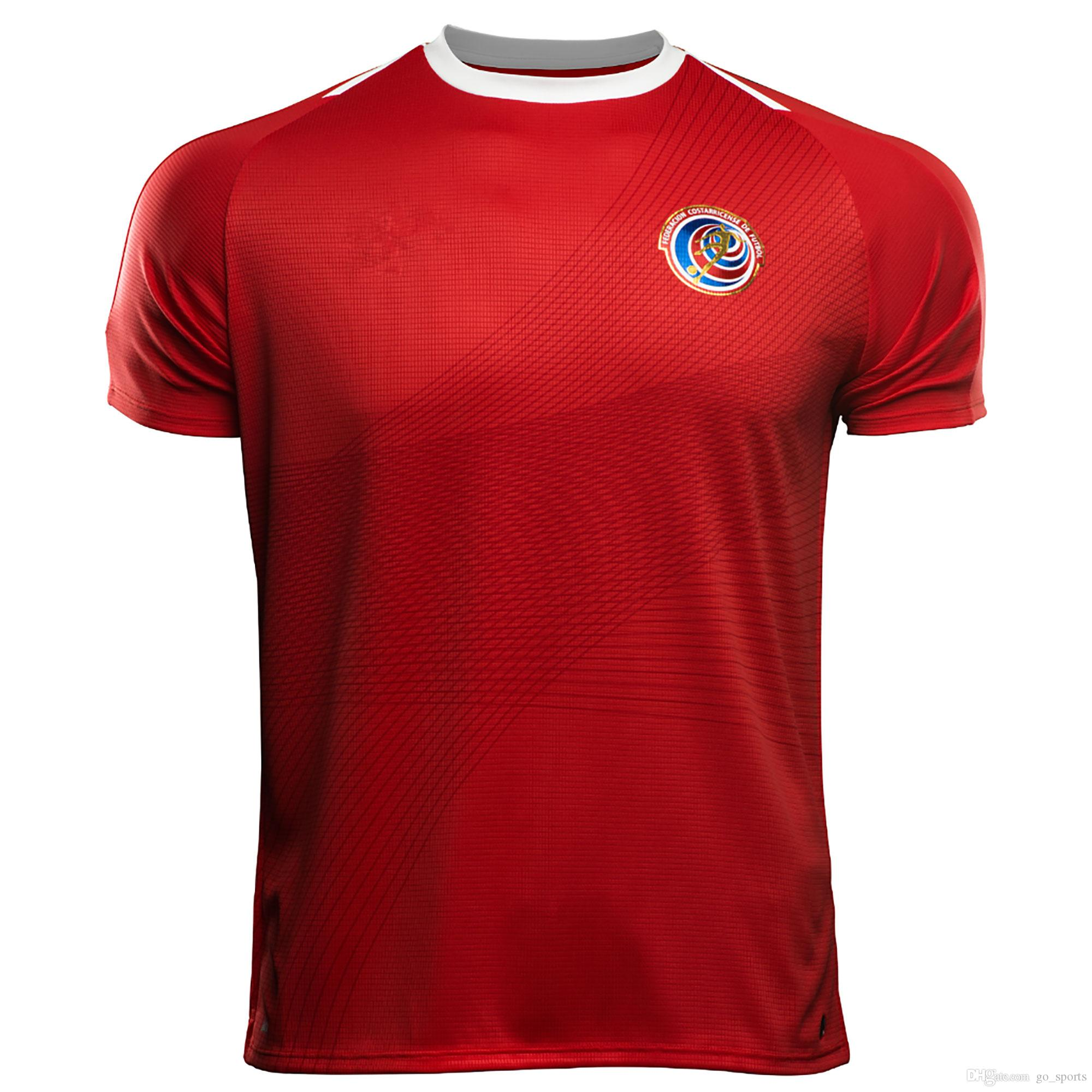 Costa Rica Soccer Jersey Best Quality