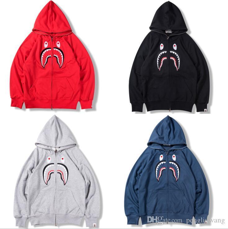 Herbst Und Pullover Streetwear 50 Hoodies Großhandel Sudadera Frauen Kleidung Sweatshirt Rote Von Jacke Männer Hombre Winter Herren Sweatshirts RL3A4j5