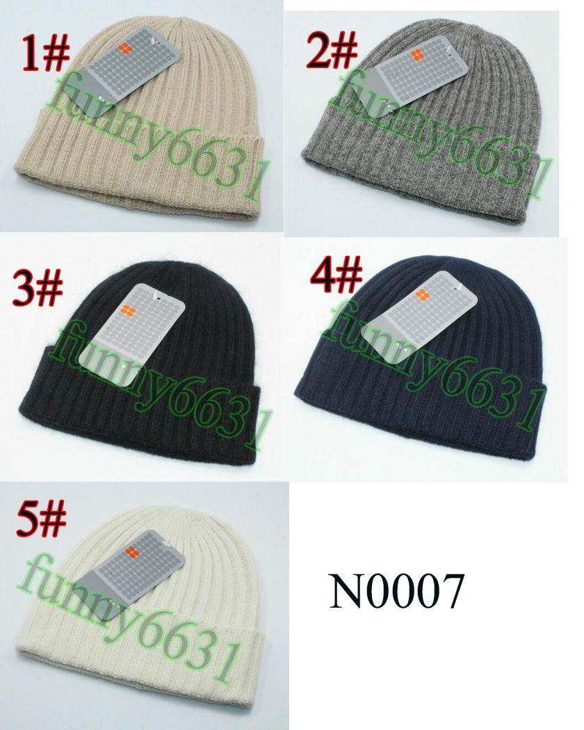MOQ = 1 PCS wimter mulheres chapéu de lã outono homem moda chapéus de ciclismo ao ar livre para manter quente beanie chapéu de tricô unisex 5 cores NI frete grátis