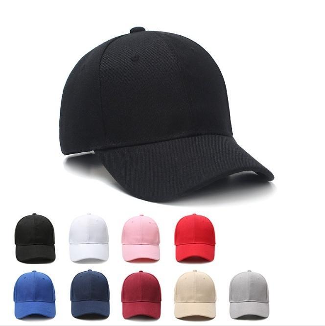뜨거운 판매 패션 코튼 골프 야외 태양 스포츠 스냅 백 모자 힙합 야구 모자 스포츠 야외 모자 액세서리