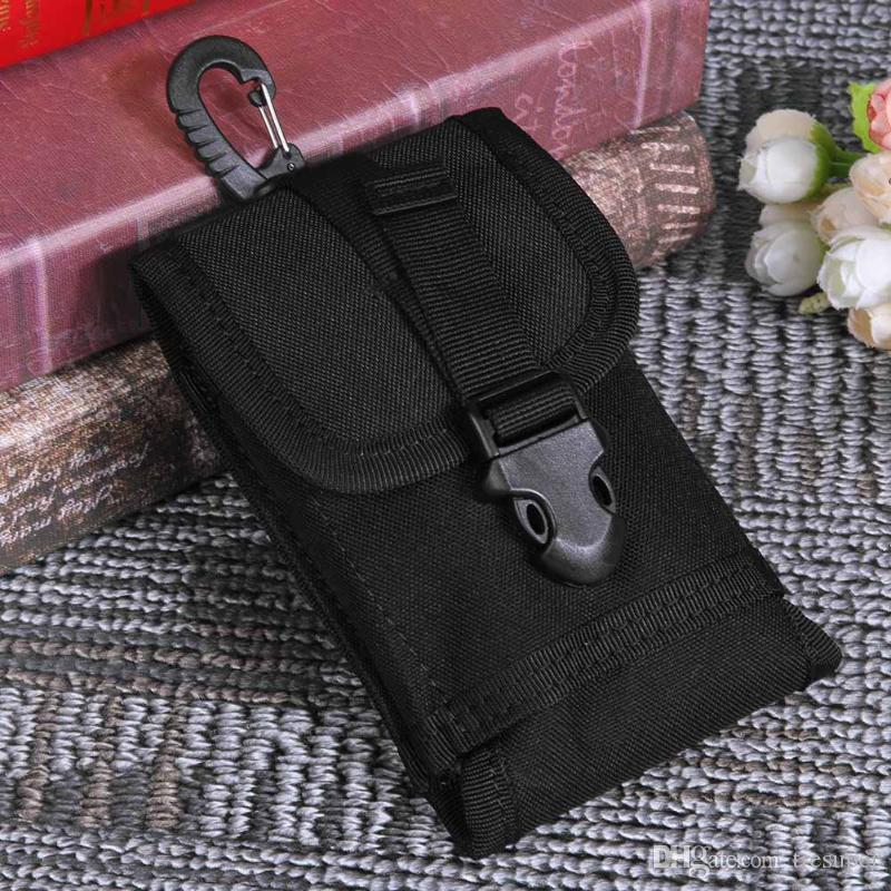 2 Colors Outdoor Sport Case For iPhone 4/4s 5/5s 6/6S 7 Plus Samsung All Mobile Phone Smartphone Below 6 Inch Phone Bag Pouch