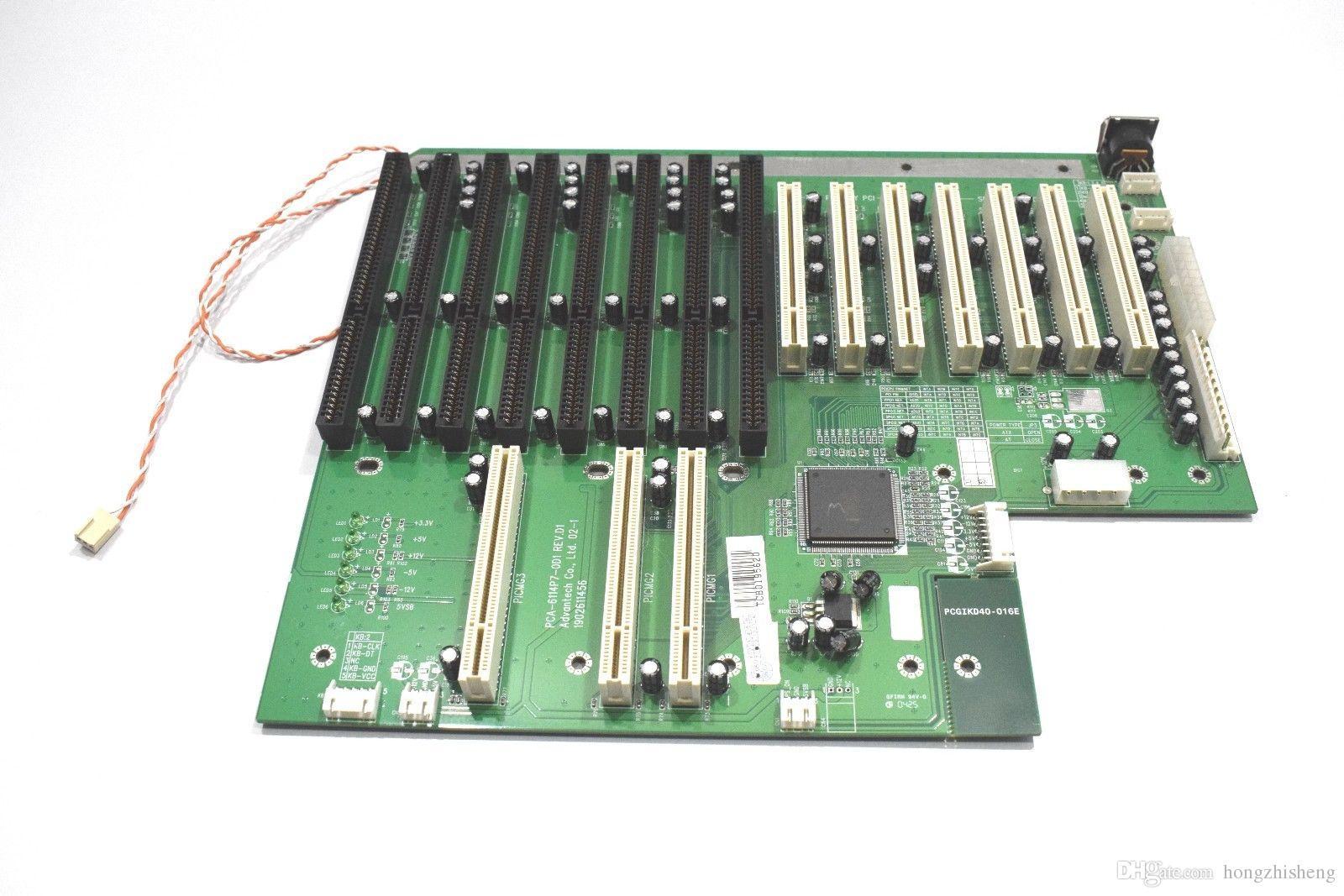 Первоначально промышленная доска PCA-6114p7 Rev. D3 IPC hine низкопробная испытанное 100% совершенное качество
