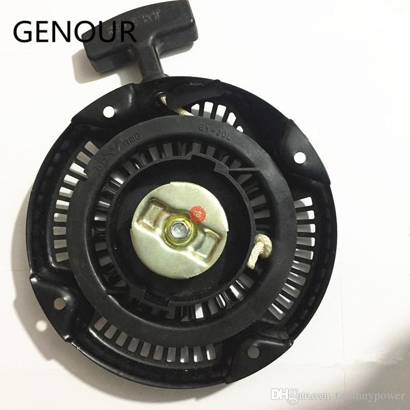 Низкий типа EY20 Recoil Starter полные пригонки для EY20 RGX2400 167F бензинового двигателя, замены.