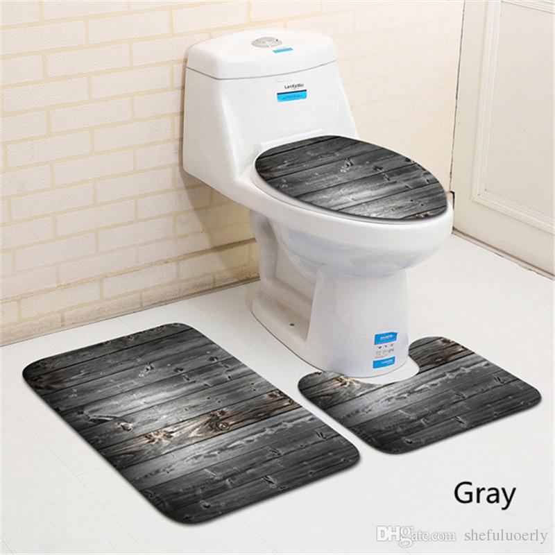 Super 2019 2018 Hot Sell Retro Style Lid Toilet Seat Cover Pedestal Rug Bathroom Mat Carpet For Household Eco Friendly From Shefuluoerjiaju 14 08 Unemploymentrelief Wooden Chair Designs For Living Room Unemploymentrelieforg