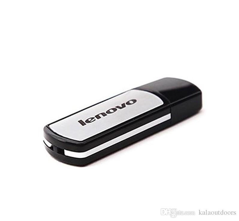 인감 Lenovo T180 64GB 128GB 256GB USB 2.0 USB 플래시 드라이브 Pendrive 메모리 디스크 소매 물집 패키지