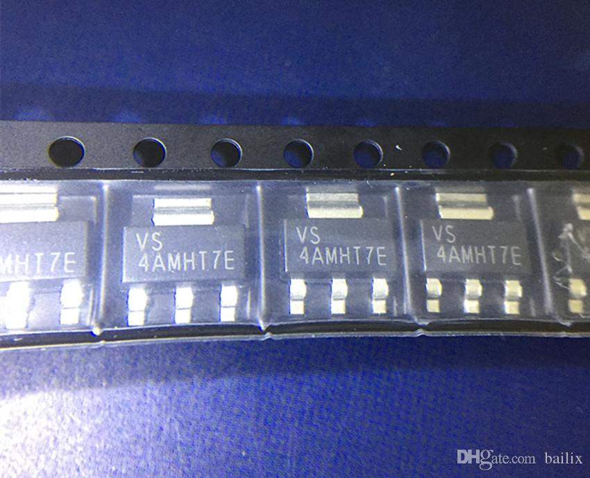 Wholesale-Free shipping 100 lot pcs TLV1117LV25DCYR 2.5V 1A SOT223-4 electronics parts in stock new and original ic
