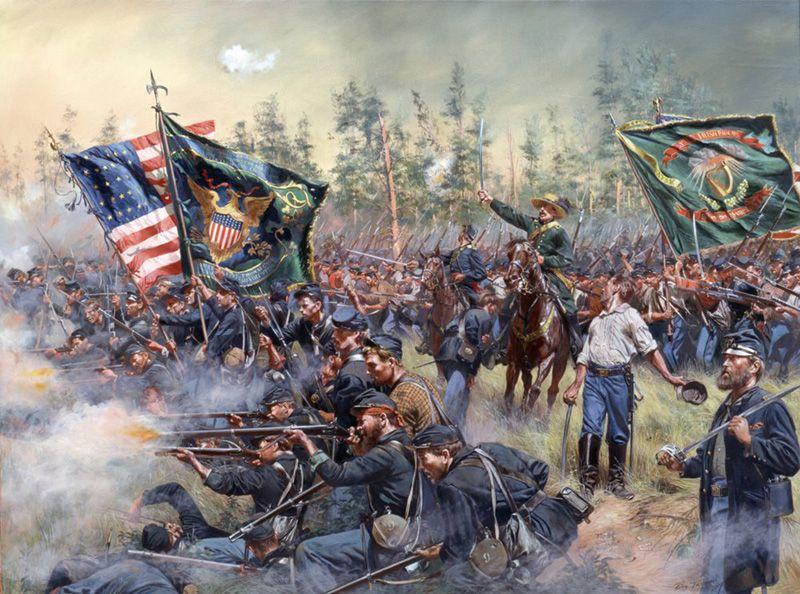 War Art Paintings