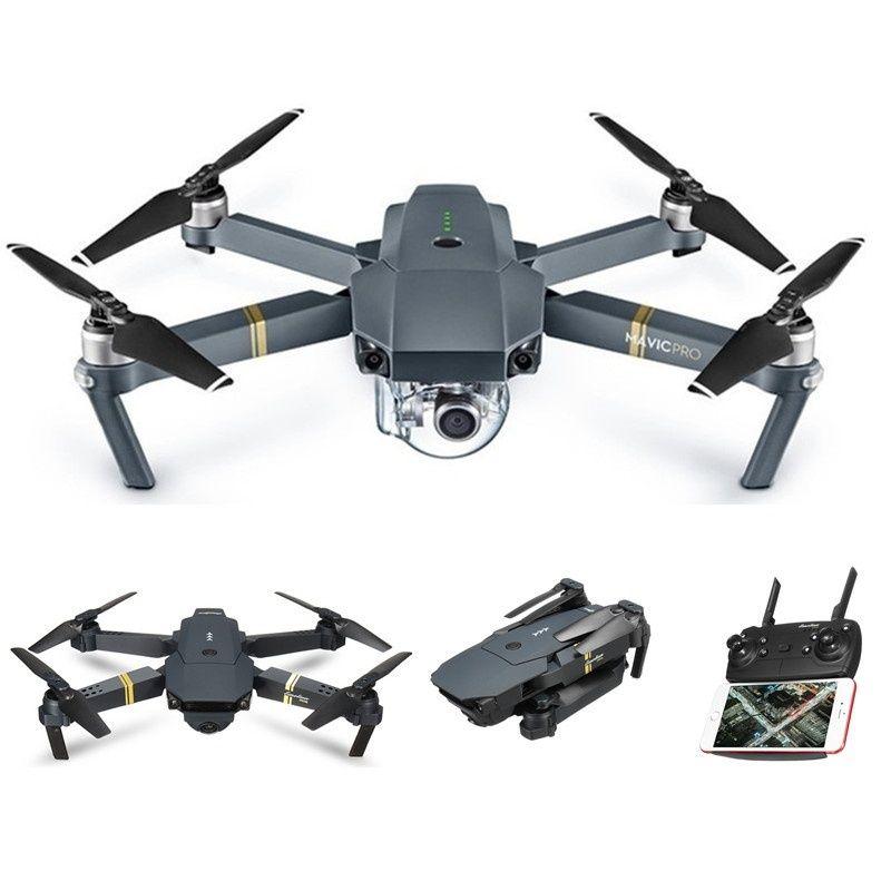 2.4GHz 6 Axe GYRO 1080P Caméra Droncopter UAV UAV Remote Flying WiFi 1080p 120 degrés Hélicoptère Hélicoptère Sac de rangement Avion