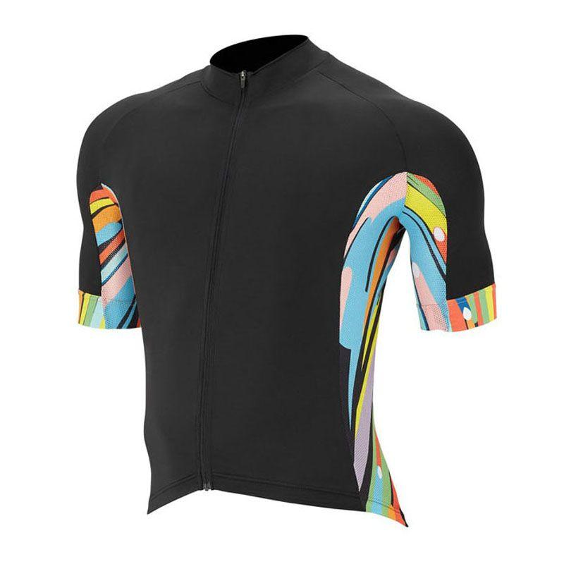 CAPO ekibi custom made Yaz erkek Kısa Kollu Nefes Rahat Jersey bisiklet Kısa Kollu jersey S7173 tops