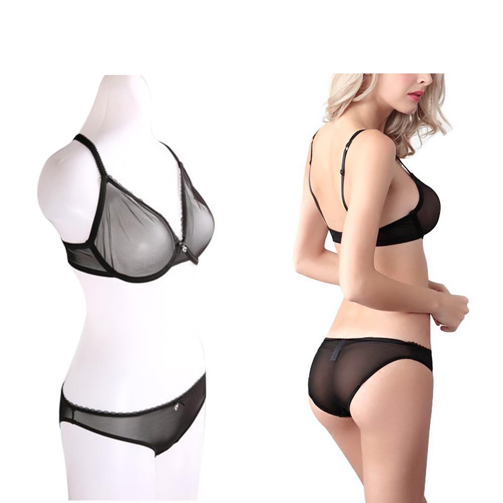 رقيقة جدا شبكة الصدرية b c d e f 75 80 85 90 95 اللباس الداخلي m l xl xxl xxxl مبيعات فصل مجموعة شفافة مثير ملابس النساء حمالة