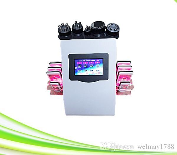 Maszyna do kawitacji Linga Twarzy Maszyna do kawitacji ultradźwiękowej Anticellulit Cavigation Machine do Kliniki Salon Spa