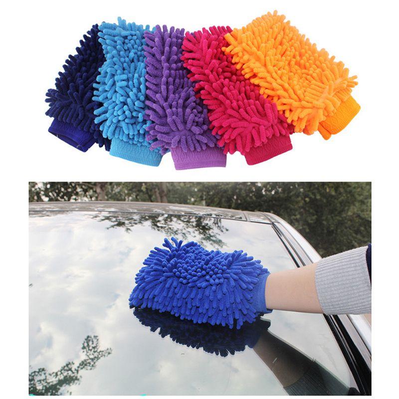 جديد وصول سيارة تنظيف قفاز سهلة ستوكات سيارة المطبخ غسل غسل تنظيف قفاز شحن مجاني