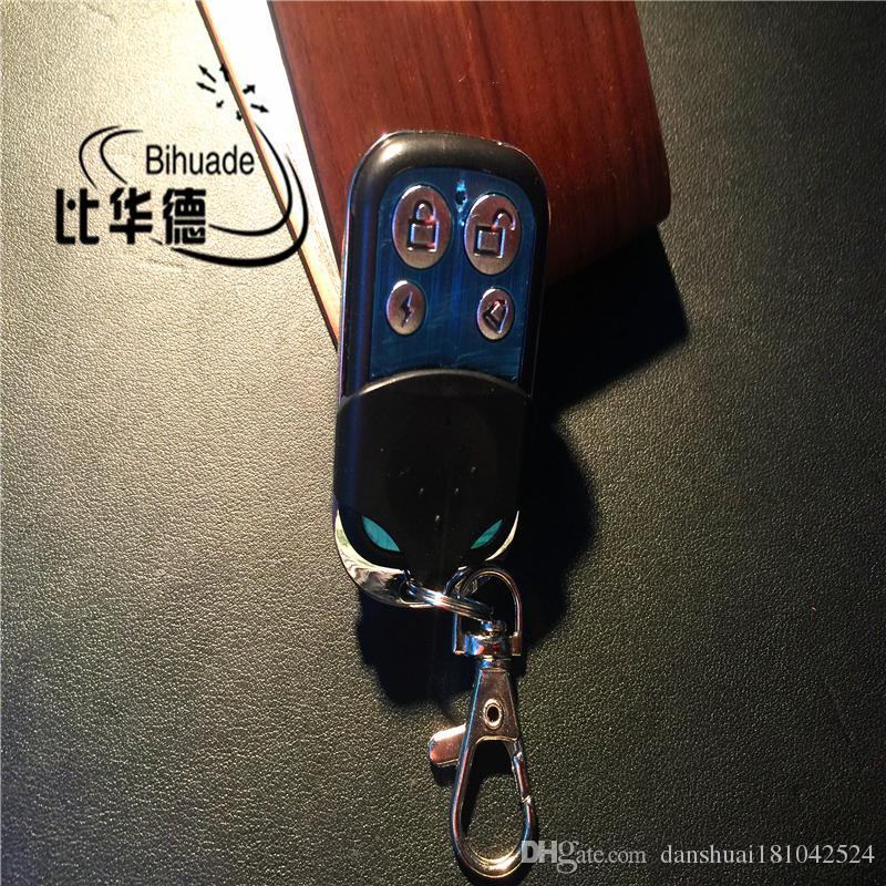 433mhz Rf Remote Control Copy Code Cloning Electric Gate Duplicator Key Fob Learning Garage Door Controller