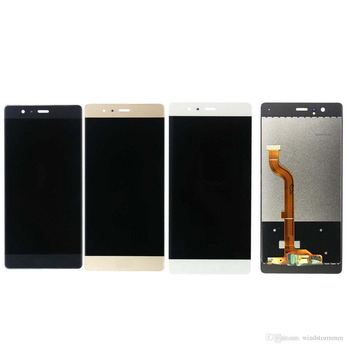 Original Digitizer LCD Display Glass Touch Screen Full For Huawei P9 Delivery within 24 hours free DHL