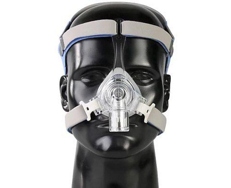 maschere CPAP CPAP nasale apnea del sonno maschera nasale maschera con copricapo per macchine CPAP per apnea del sonno diametro del tubo 22 millimetri