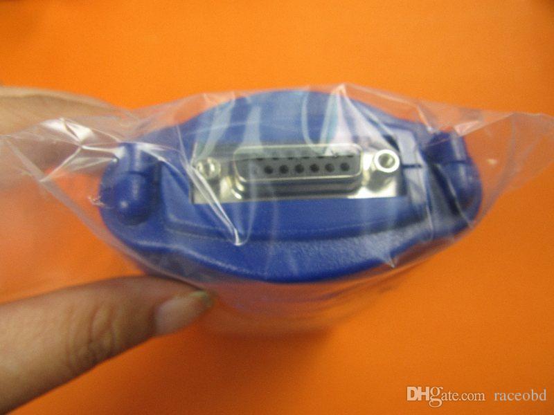 NEXIQ Truck Diagnostic Scanner Ferramenta Link 125032 Interface USB com OBD Todos os cabos de garantia de um ano