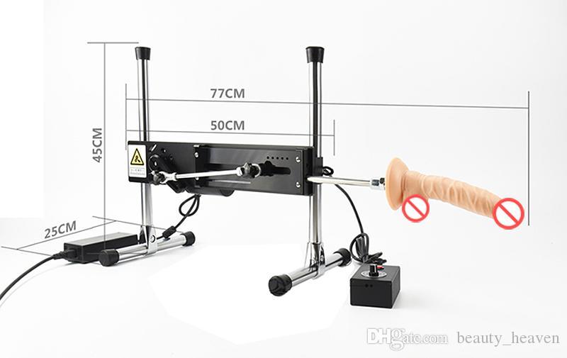 Premium eléctrico femenino 120W máquina vibrador consolador juguetes sexo silencioso super con mujer 11kg accesorios sexo para xjqoe