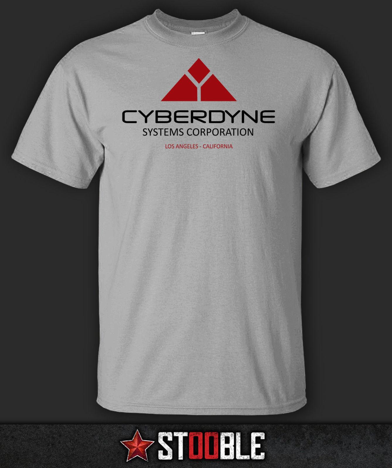 Siber sistemler Tişört - Stok Doğrudan