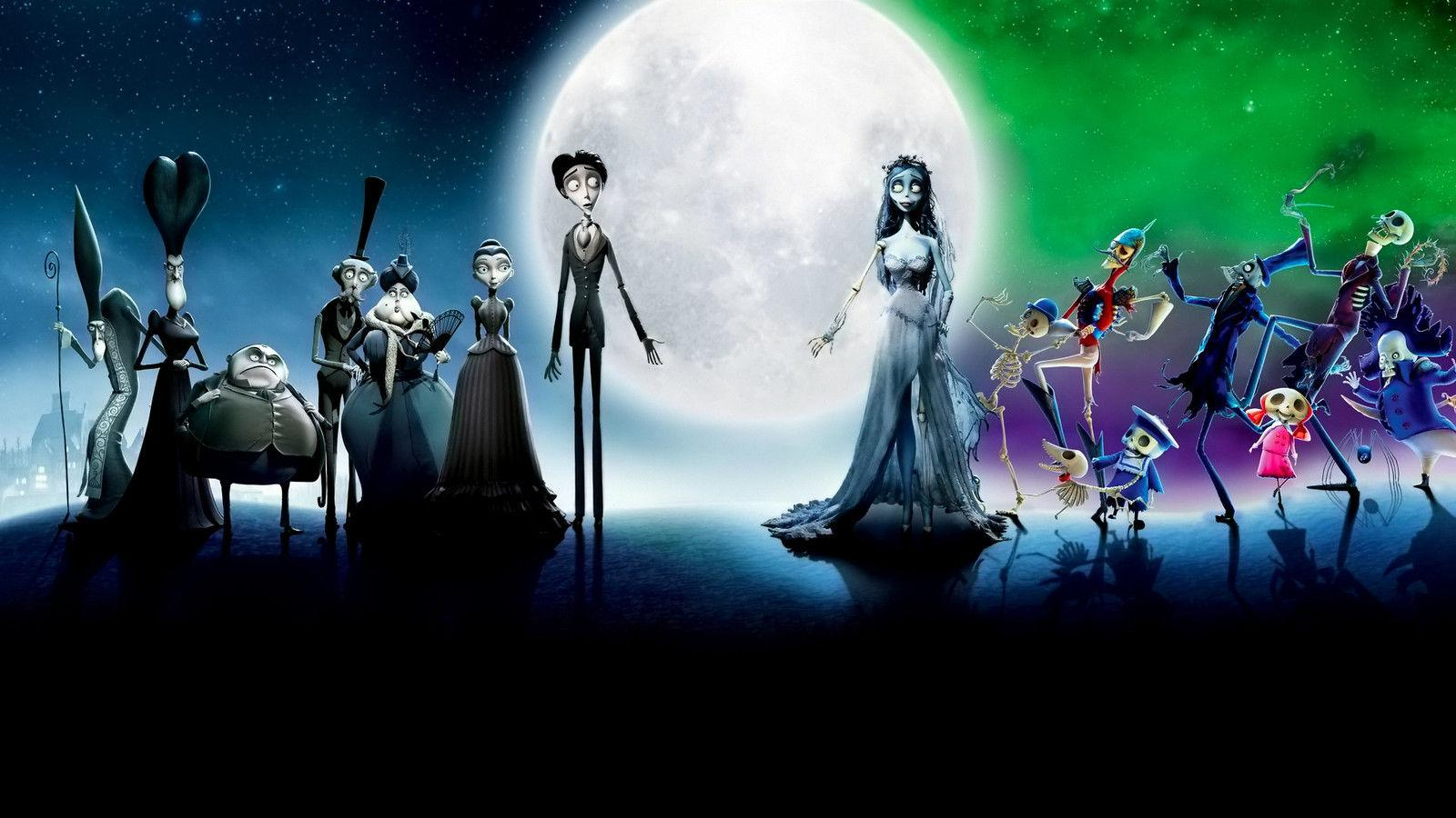 PRINT IMAGE PHOTO FAMOUS TIM BURTON 24X36 THE CORPSE BRIDE MOVIE POSTER PW0