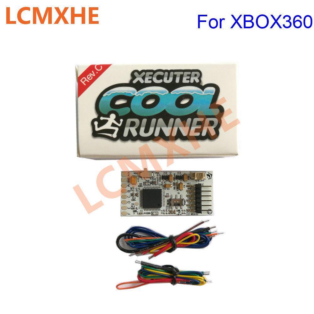 TX Xecuter CoolRunner Rev. C Nand-X JTAG Addon Redefinir falha Hack Cool Runner REV C Freeship