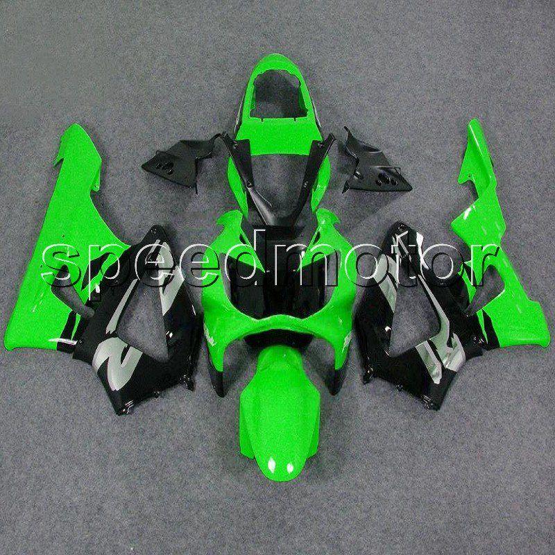 Colores + Regalos Molde de inyección Motocicleta verde Carenado para HONDA CBR900RR 2000 2001 CBR929RR 00 01 Kit de plástico ABS