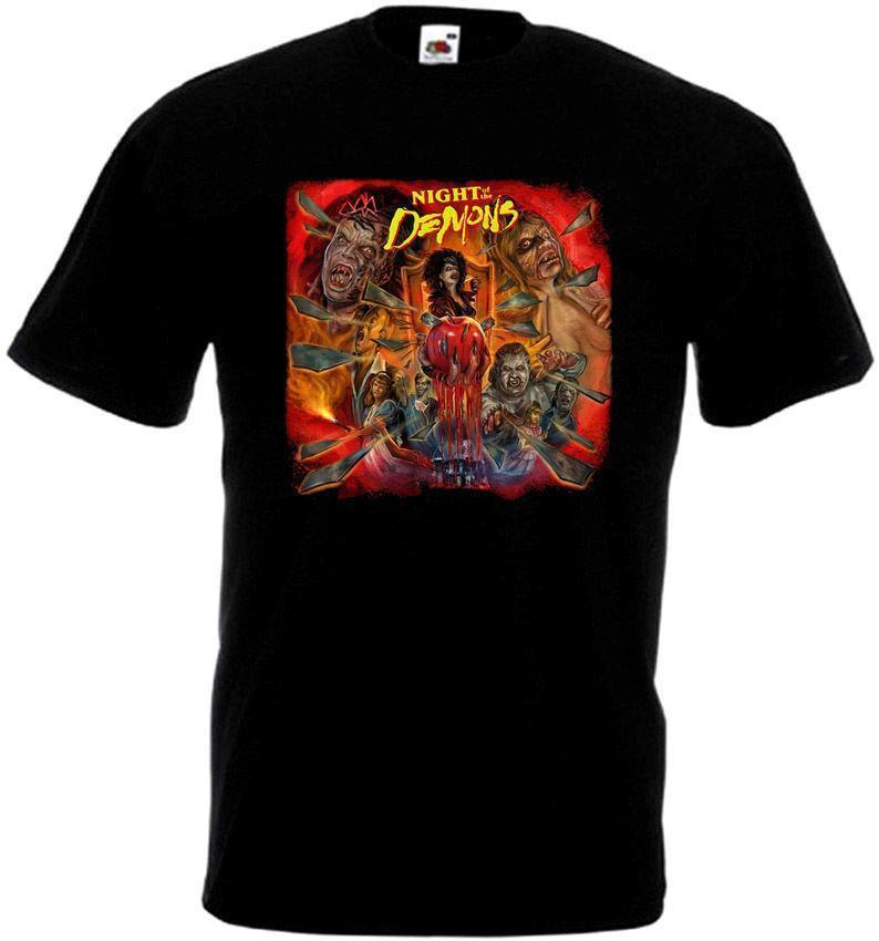 100 Demons Tshirt New Men/'s Tee Size S 3XL