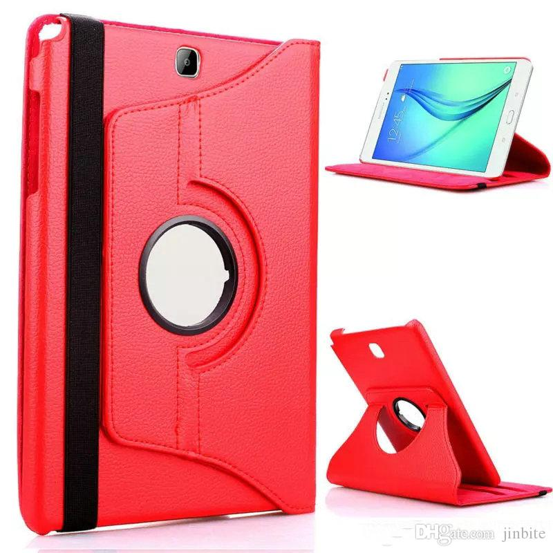 """360 Rotating Leather Case For Samsung Galaxy Tab 3 7.0 T210 T211 T215 P3200 P3210 Tab3 7"""" Tablet Stand Flip Cover OM-Q7"""