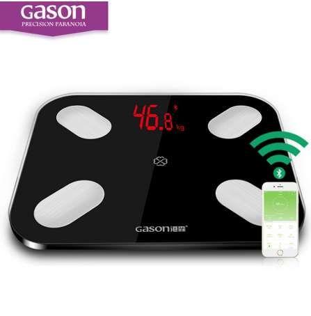 GASON S4 Bluetooth APP báscula de baño Android báscula digital báscula peso corporal