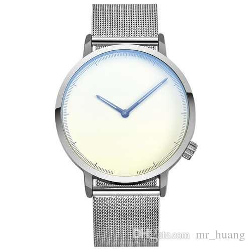 Business Male Watch 2018 Fashion Classic Stainless Steel Quartz Watch Watches Wristwatch men Male Steel Watch