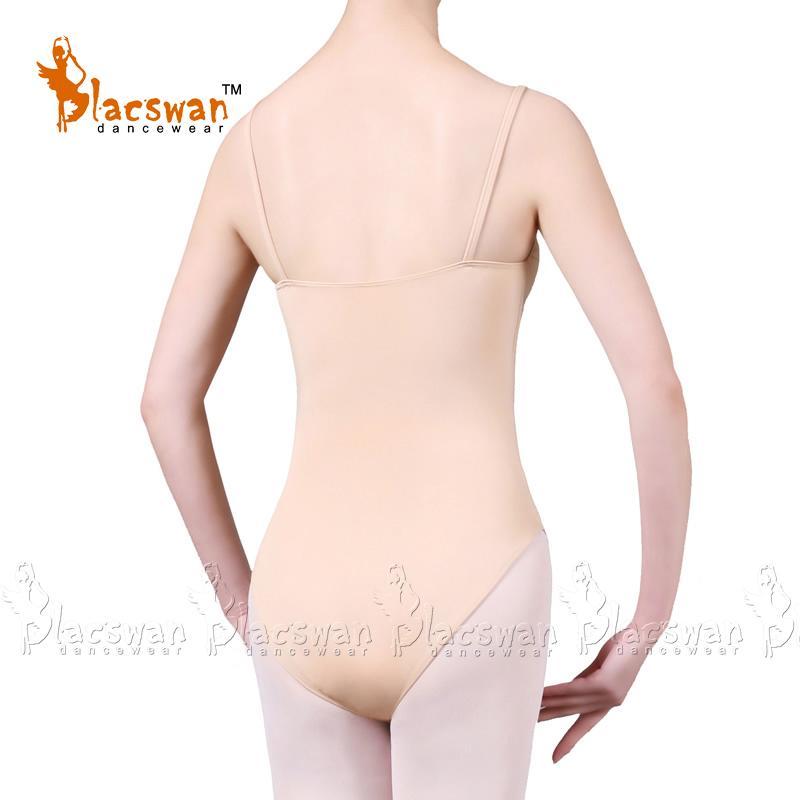 Body per canottiera da donna per performance Mantenere caldi i cinghie Nude Body per intimo Bodywear Girls BL615