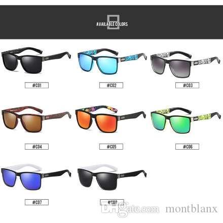 DUBERY Brand Design Polarized Sunglasses Men Driver Shades Male Vintage Gafas de sol para hombres Spuare espejo de verano UV400 Oculos
