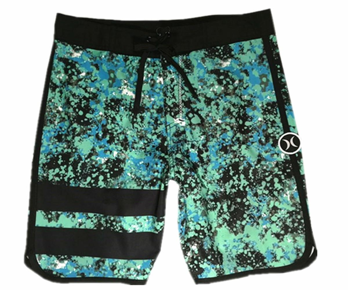 Elastane Camouflage Swim Trunks Mens Swimwear Swim Pants Quick Dry Surf Pants Loose Leisure Shorts Bermudas Shorts Board Shorts Beachshorts